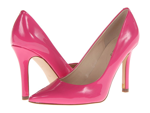 GUESS - Eloy (Pink Patent) High Heels