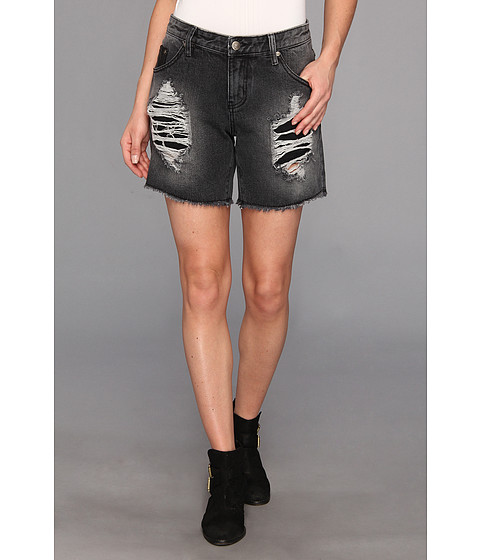 MINKPINK - Penny Black Shorts (Black) Women