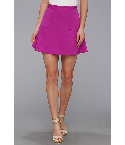MINKPINK - Get Ready Flippy Skirt (Magenta) Women