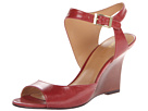 Nine West - Edeneva (Red Leather) - Footwear