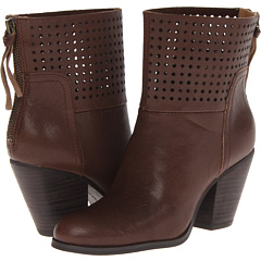 Nine West Hippychic (Brown Leather) Footwear