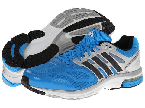adidas Running - Supernova Sequence 6 (Solar Blue/Black/Running White) Men's Running Shoes