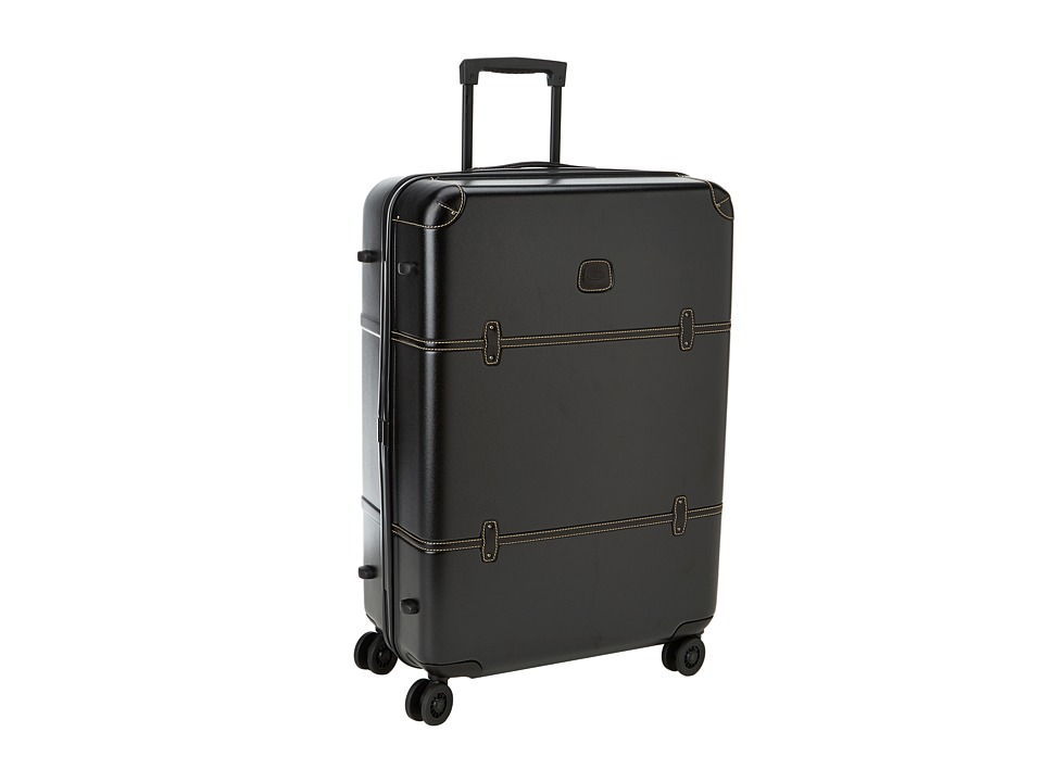 Bric's Milano - Bellagio 30 Spinner Trunk (Black) Luggage
