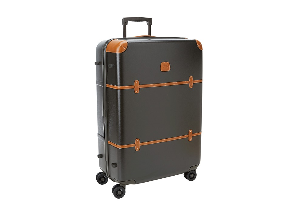 Bric's Milano - Bellagio 30 Spinner Trunk (Olive) Luggage