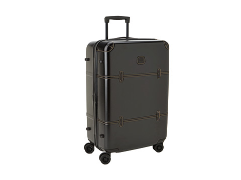 Bric's Milano - Bellagio 27 Spinner Trunk (Black) Luggage