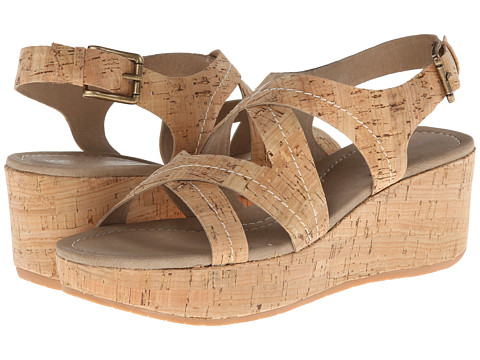 Donald J Pliner - Saki (Natural Distressed Cork) Women
