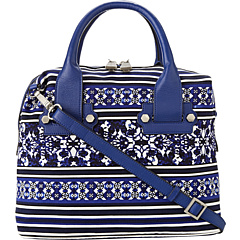 SALE! $181.99 - Save $146 on Nanette Lepore Seduction Satchel (Cobalt White) Bags and Luggage - 44.52% OFF $328.00
