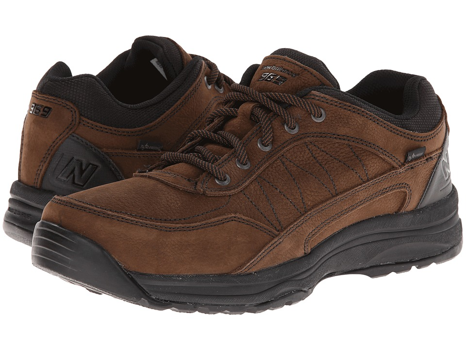 New Balance - MW969 (Brown) Men's Shoes