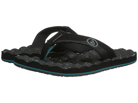 Volcom - Recliner Creedler (Blue Black) Men's Sandals