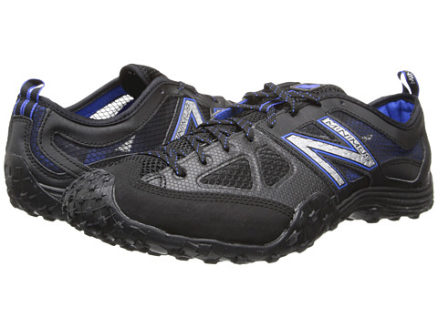 New Balance - MX007 (Black/Blue) Men