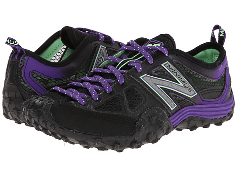 New Balance - WX007 (Black/Purple) Women's Shoes
