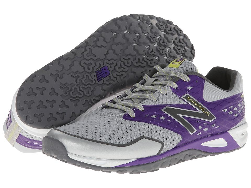 New Balance - WX00 (Grey/Purple) Women