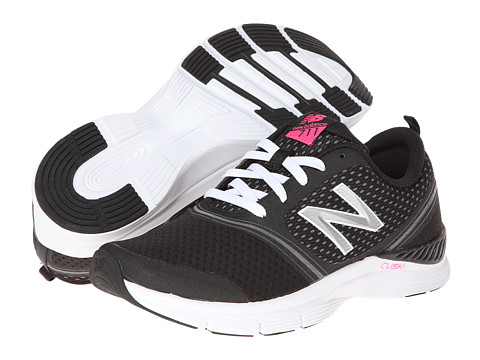 New Balance - WX711 (Black/White) Women's Shoes