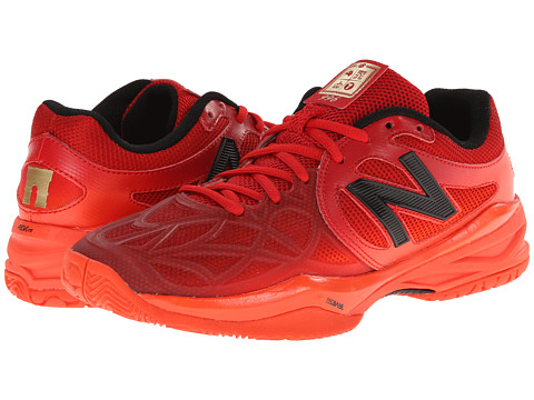 New Balance - WC996 (Fire Quasar) Women's Tennis Shoes
