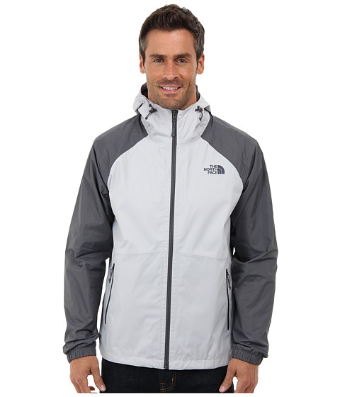 The North Face - Allabout Jacket (High Rise Grey) Men's Coat