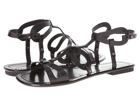 Via Spiga - Donnie (Black) Women's Sandals
