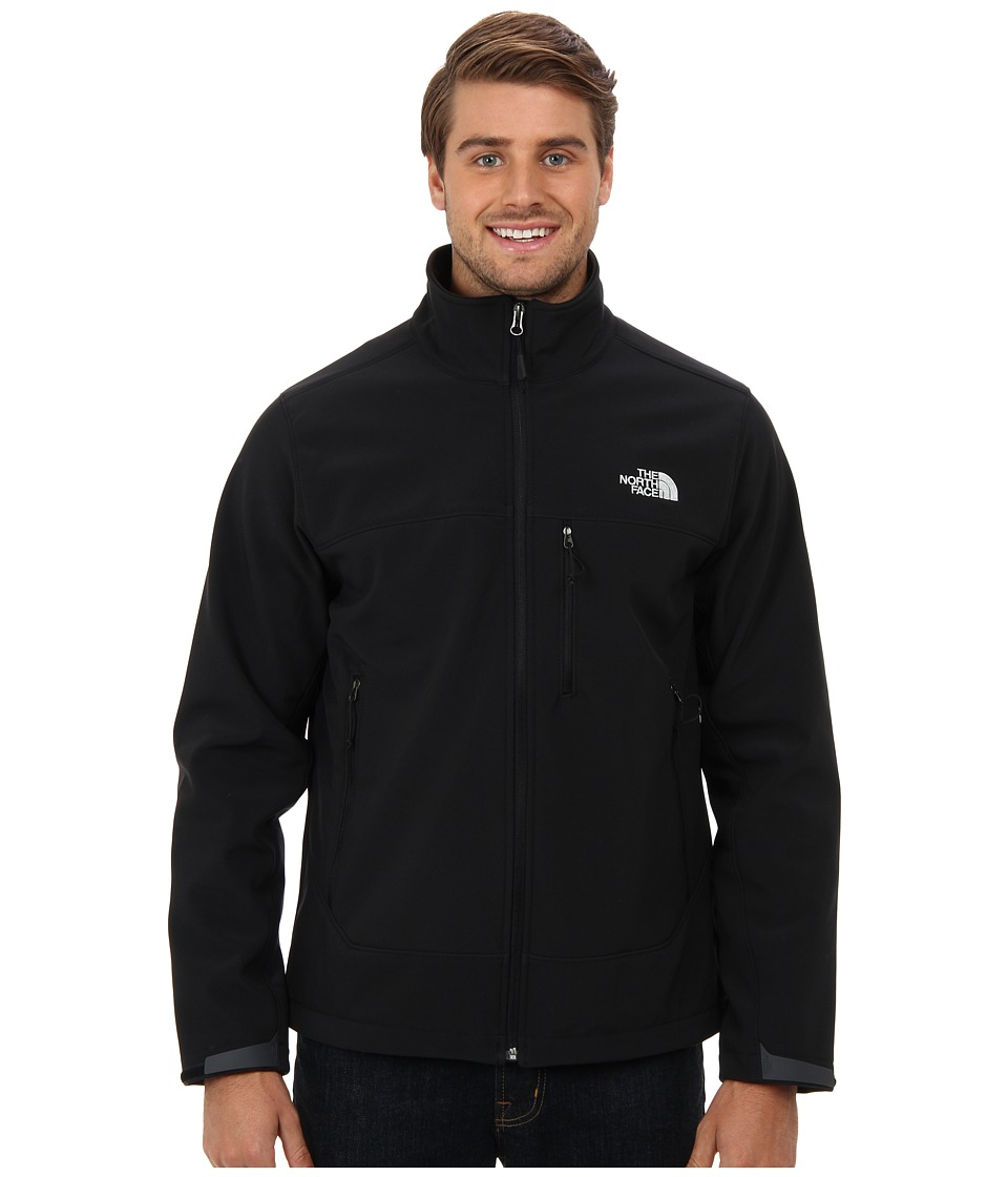 The North Face - Apex Bionic Jacket (TNF Black/TNF Black) Men's Coat
