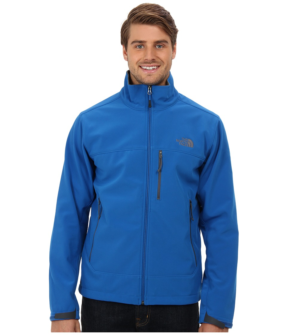 The North Face - Apex Bionic Jacket (Snorkel Blue/Snorkel Blue) Men's Coat