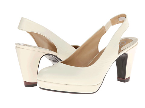 Oh! Shoes - Rheta (Ivory Napa) Women