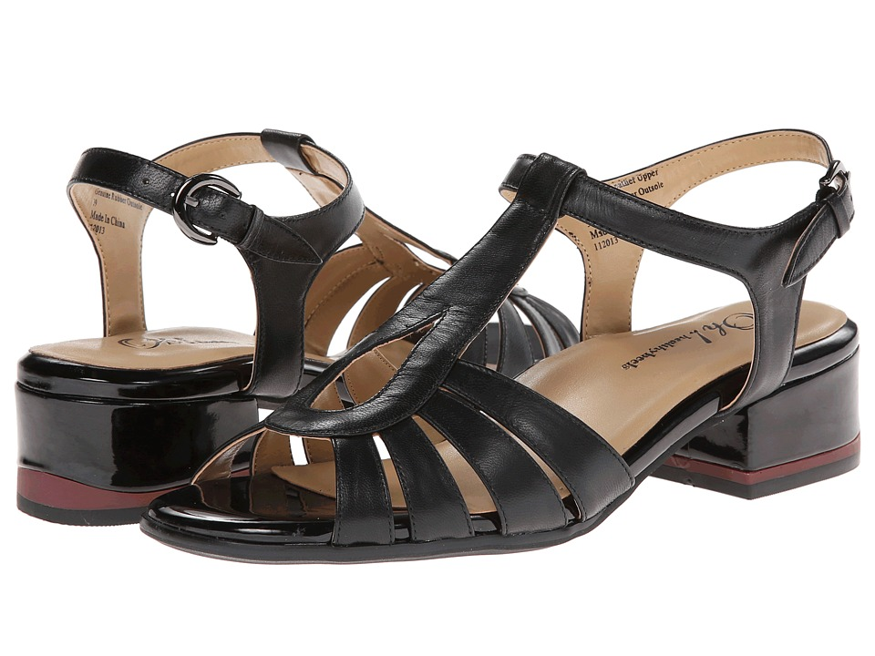 Oh! Shoes - Kati (Black Napa) Women