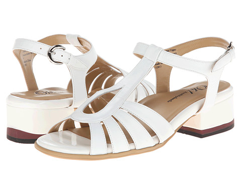 Oh! Shoes - Kati (White Napa) Women