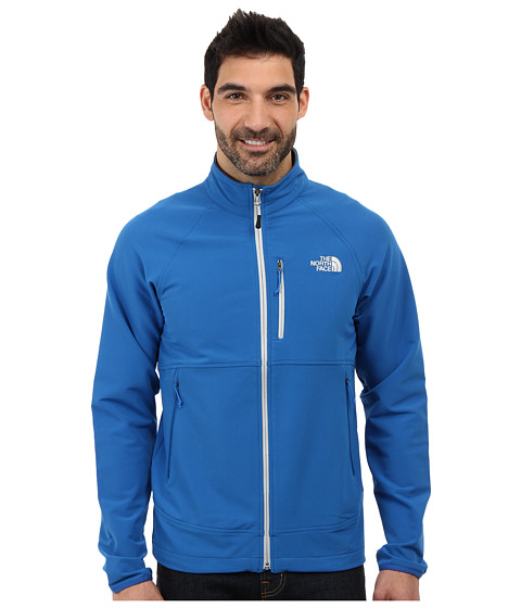The North Face - Orello Jacket (Snorkel Blue) Men's Fleece
