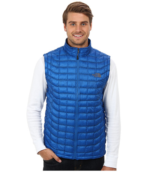 The North Face - ThermoBall Vest (Snorkel Blue) Men's Vest