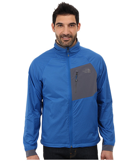 The North Face - Olancha Jacket (Snorkel Blue) Men's Coat