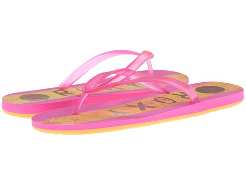 Roxy - Tahiti V (Pink 1) Women's Shoes