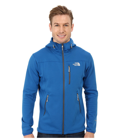 The North Face - Momentum Hoodie (Snorkel Blue) Men's Jacket