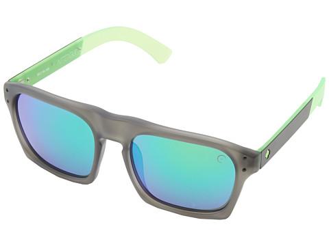 Spy Optic - Balboa (Afterglo Limelight - Grey w/ Green Spectra) Sport Sunglasses