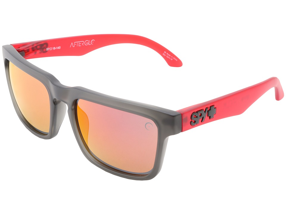 Spy Optic - Helm (Afterglo Cherry Bomb - Grey w/ Red Spectra) Fashion Sunglasses