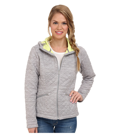 The North Face - Moncada Jacket (Heather Grey) Women