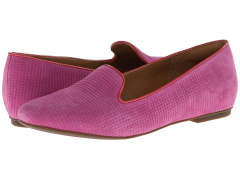 Clarks - Valley Lounge (Fuchsia) Women's Dress Flat Shoes