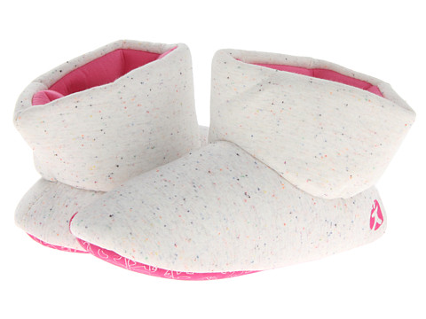 Bedroom Athletics - Avril (White Pink Flex) Women's Slippers