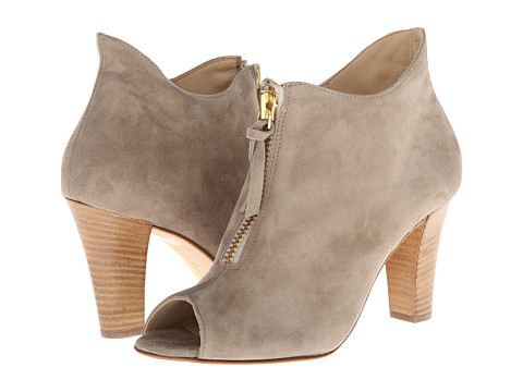 Paul Green - Topaz Zipper (Taupe Suede) Women