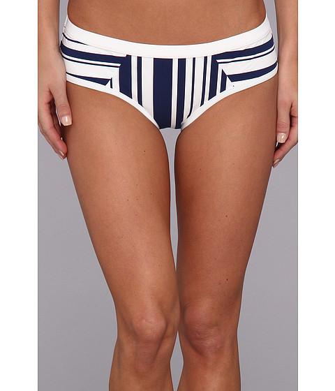 Nanette Lepore - Sportif Stripe Doll (Navy) Women's Swimwear
