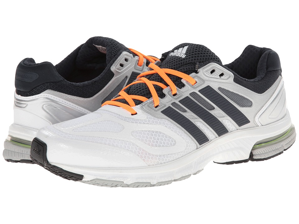 adidas Running - Supernova Sequence 6 W (Running White/Black/Glow Orange) Women's Running Shoes