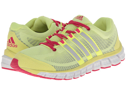 adidas Running - Liquid Ride (Glow/Pearl Metallic/Vivid Berry) Women