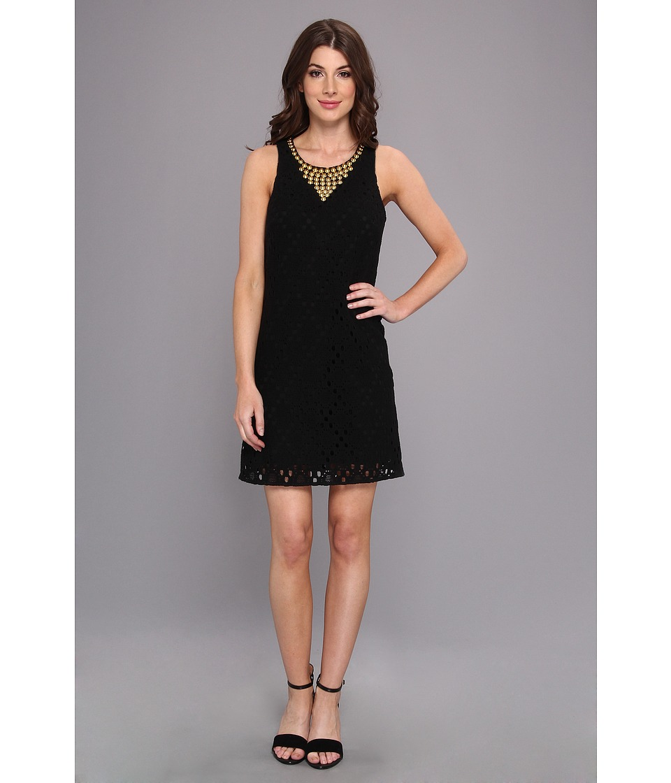 Trina Turk - Avalon Dress (Black) Women's Dress