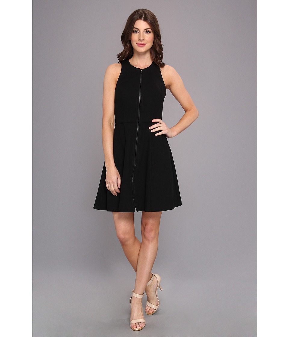 Trina Turk - Bishop Dress (Black) Women's Dress
