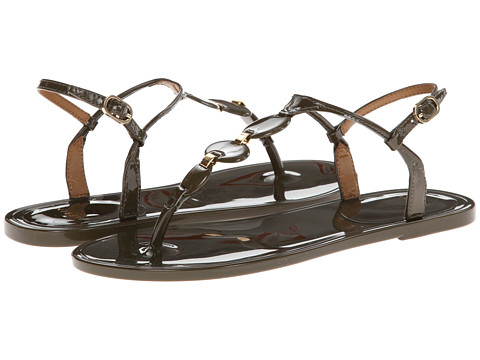Aerin - Hadley (Olive Patent) Women's Sandals
