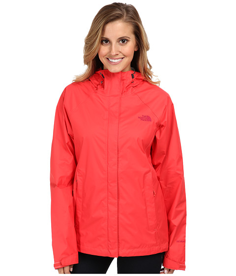 The North Face - Venture Jacket (Rambutan Pink) Women's Coat