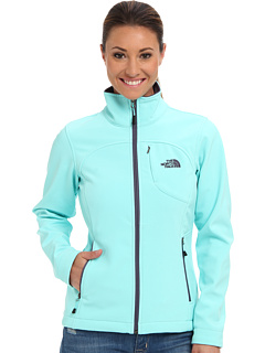 The North Face Apex Bionic Jacket (Mint Blue) Women's Coat