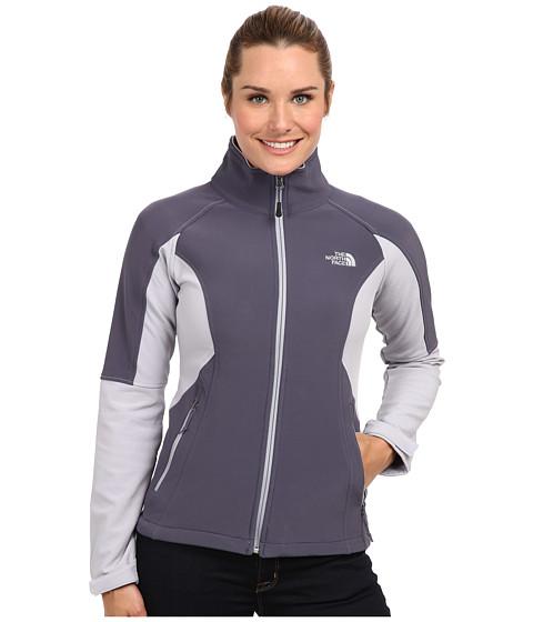 The North Face - Shellrock Jacket (Greystone Blue/Dapple Grey) Women's Jacket