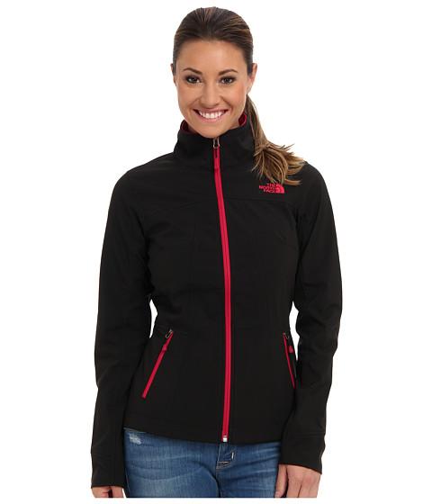 The North Face - Orello Jacket (TNF Black/Cerise Pink) Women