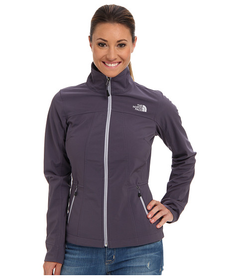 The North Face - Orello Jacket (Greystone Blue) Women's Coat