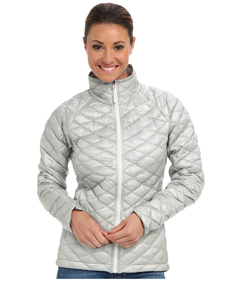 Thermoball The North Face- High Rise Grey jacket