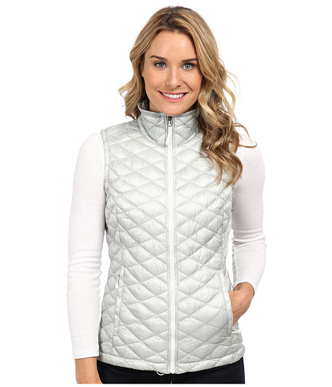 The North Face - ThermoBall Vest (High Rise Grey) Women's Vest