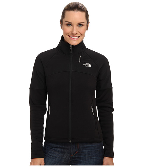 The North Face - Momentum 300 Pro Jacket (TNF Black/TNF Black) Women
